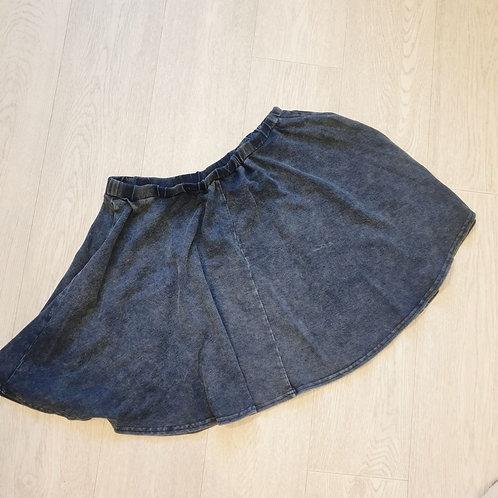 🏵New Look soft denim look skirt. Size 14