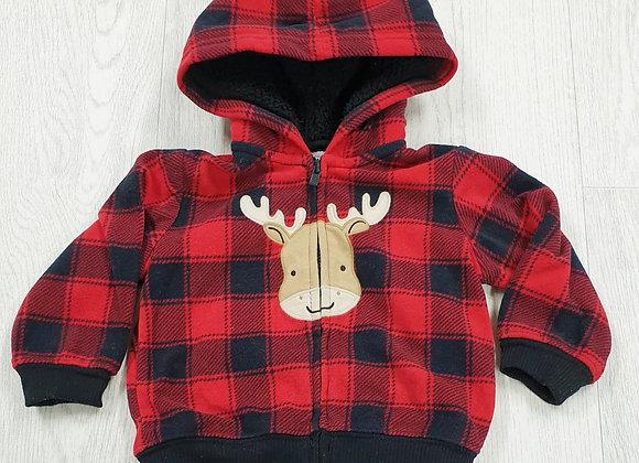 Carters Reindeer jacket. 6m
