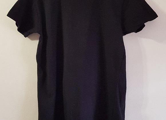 CEDAR WOOD STATE Black slim fit crew neck t-shirt. Size XS