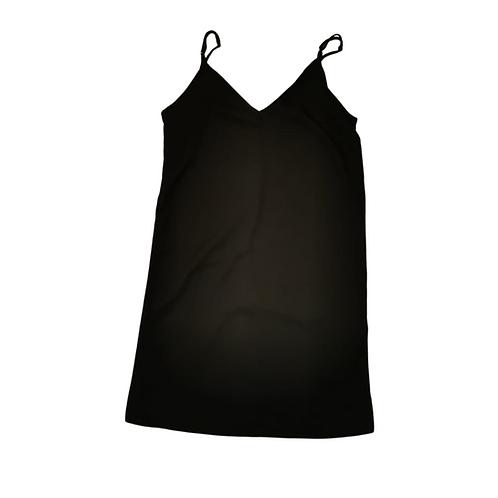 Asos black dress. Uk 4
