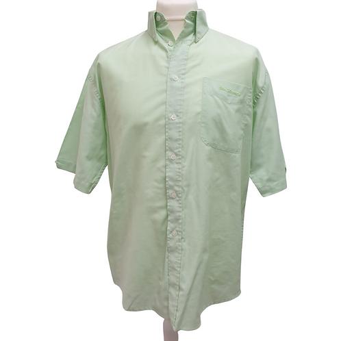 "Ben Sherman pale green shirt. 16"" collar"