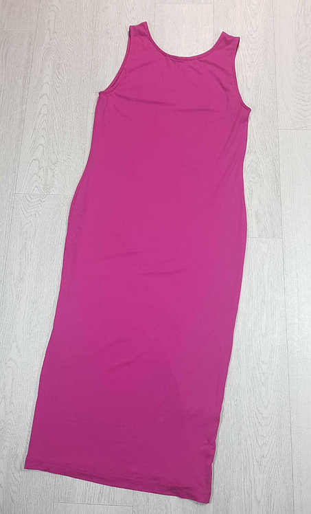 Miss Selfridge full length pencil dress. Size 14