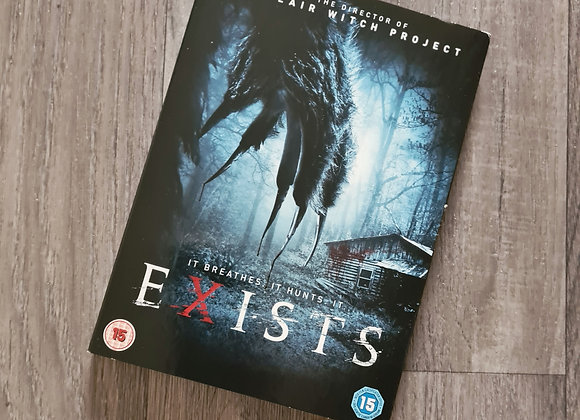 DVD - Exists rating 15