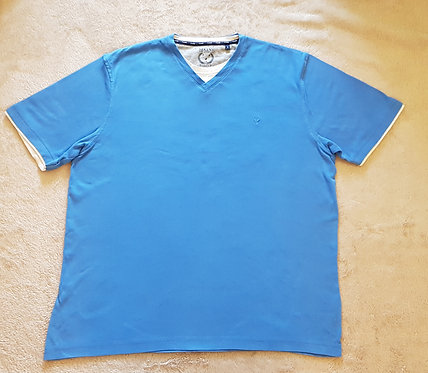 MAINE NEW ENGLAND Blue t-shirt size S