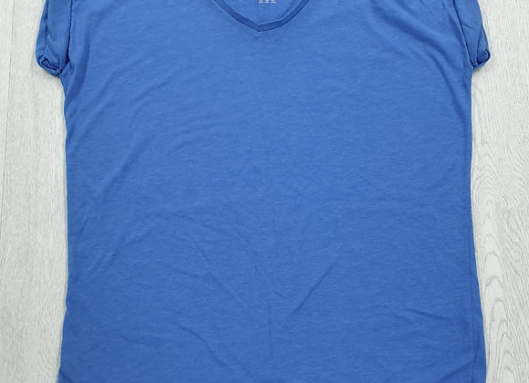 ■Atmosphere blue Tee Dress. Size 14