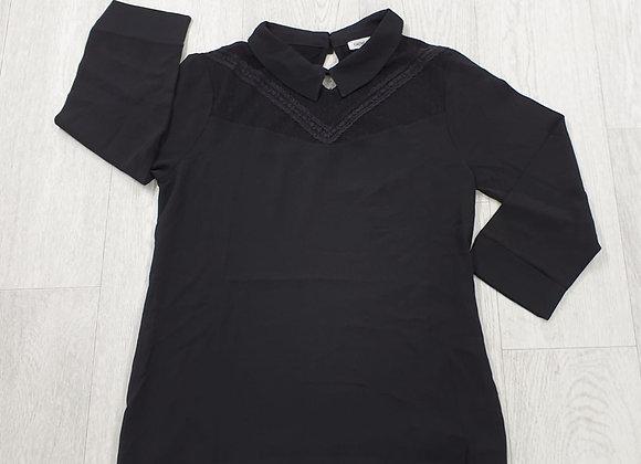 Cache Cache black blouse