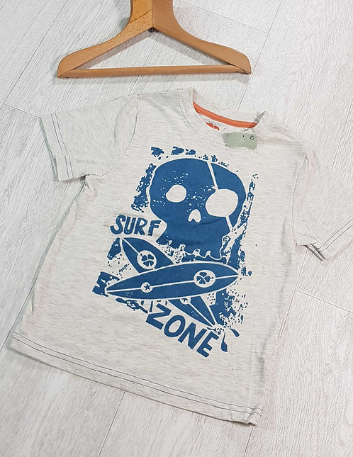 ◾Rebel skull tshirt. 3-4yrs NWT