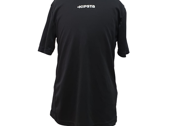 Kipsta Black t-shirt 10yrs