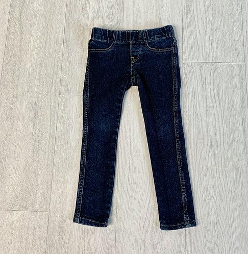 🌞H&M blue  jeggings. 1½-2yrs