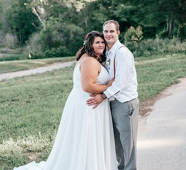 Michigan wedding couple who had wedding management or wedding coordination in grand rapids michigan