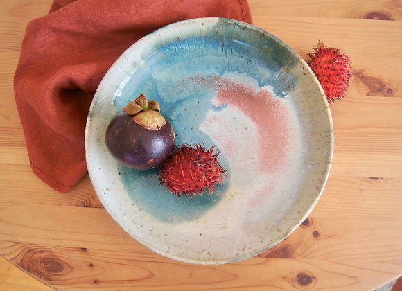 Sakura Shallow Bowl (medium)