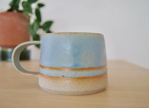 Frosted Mint Mug