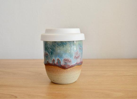 Sakura Takeaway Cup - large