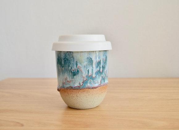 Sakura Takeaway Cup no.2 - large