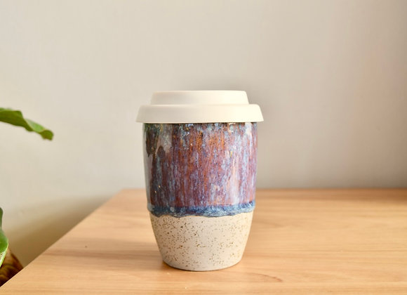 Galaxy Takeaway Cup (large)