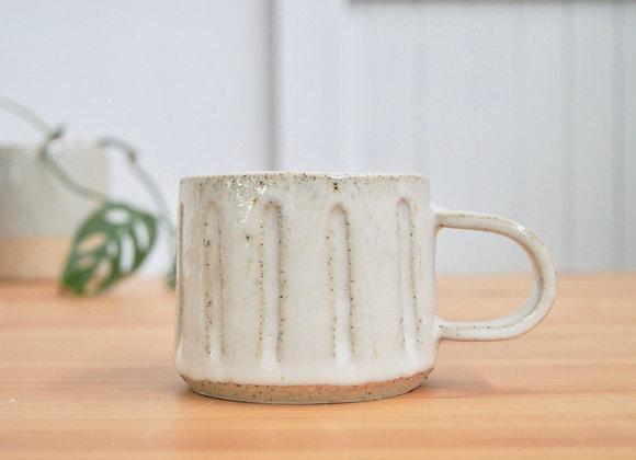 Stalactite White Mug
