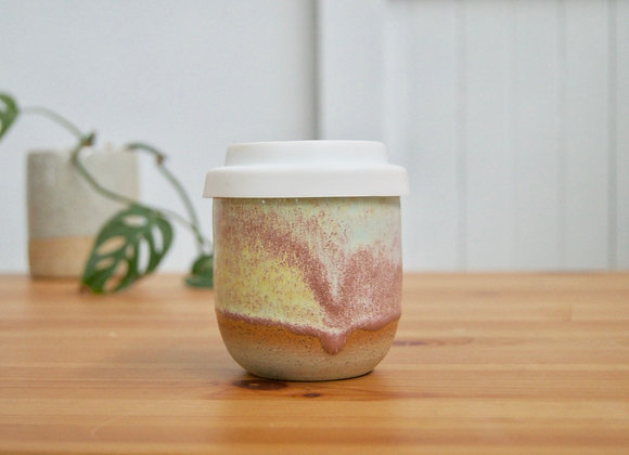 Cherry Blossom Takeaway Cup no.2