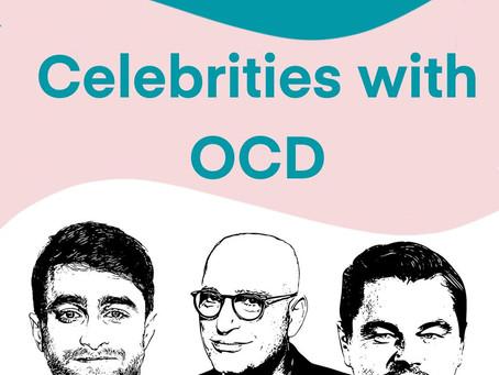 Celebrities with OCD