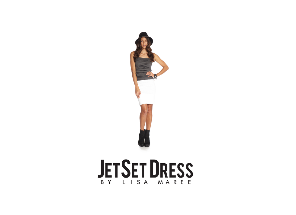 JetSet Dress | Lookbook | Cover