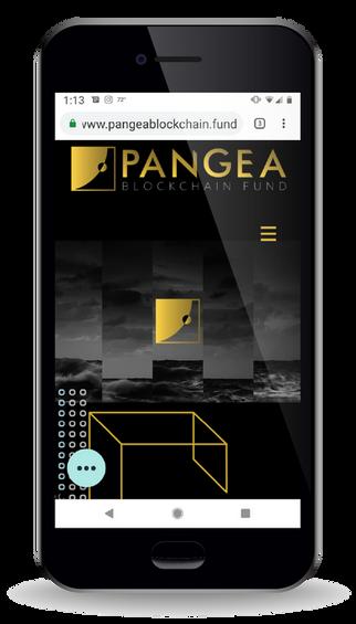 Pangea Blockchain Fund   Mobile   Homepage