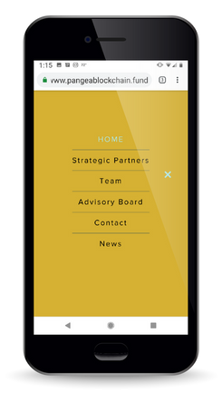 Pangea Blockchain Fund   Mobile   Menu