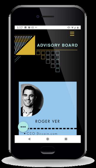 Pangea Blockchain Fund   Mobile   Advisory Board