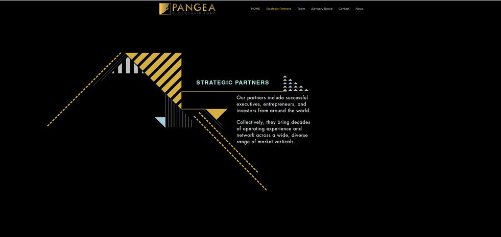 Pangea Blockchain Fund   Desktop   Strategic Partners