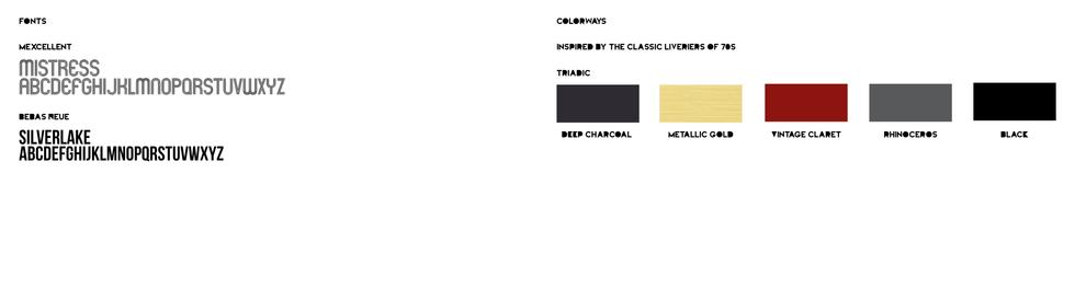 Mistress Silverlake | Font | Color-ways