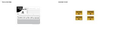 Mistress Silverlake | Intake Form | Engine Stickers
