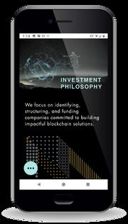 Pangea Blockchain Fund   Mobile   Investment Philosophy