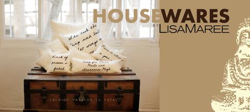 Housewares | Catalog | Cover