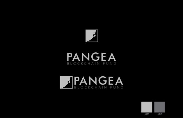 Pangea Blockchain Fund   Typographical   Logo   Wordmark   B&W