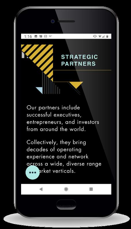 Pangea Blockchain Fund   Mobile   Strategic Partners