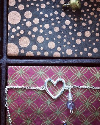 Bracelet cheville super 7 melody