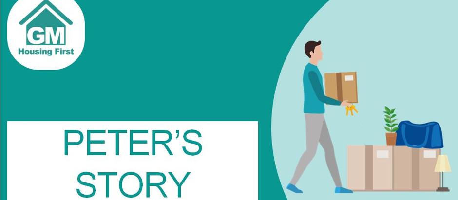 Pete - A GMHF story