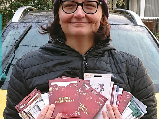 Christmas comes early thanks to generous donations