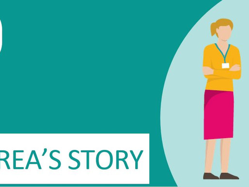 Andrea - a GMHF story