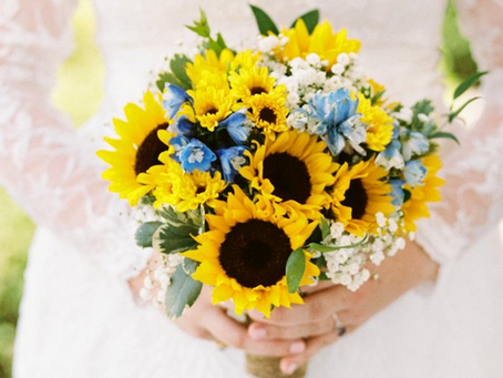22 Flores para casamento e os seus significados