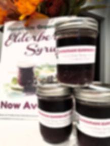 homemade organic elderberry syrup-dr bri