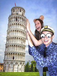 IMG_2169.JPG photobooth image leaning tower of pisa vegas entertainment