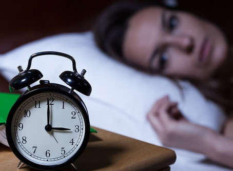 What Causes Sleep Anxiety & What You Can Do About It?