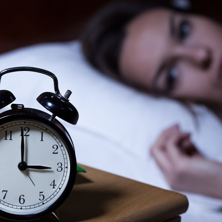 8 Easy Steps to Help with Sleep Issues