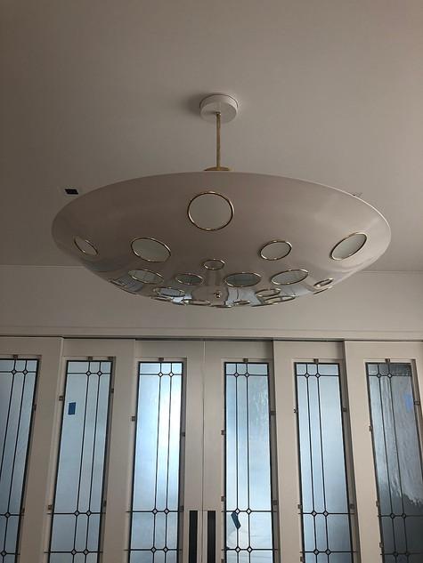 UFO Disc Fixture