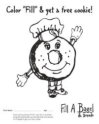 Fill-A-Bagel