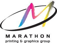 marathon logo centered