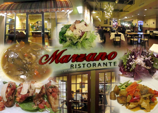 Marzano Restaurant