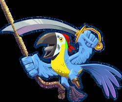 parrot swinger