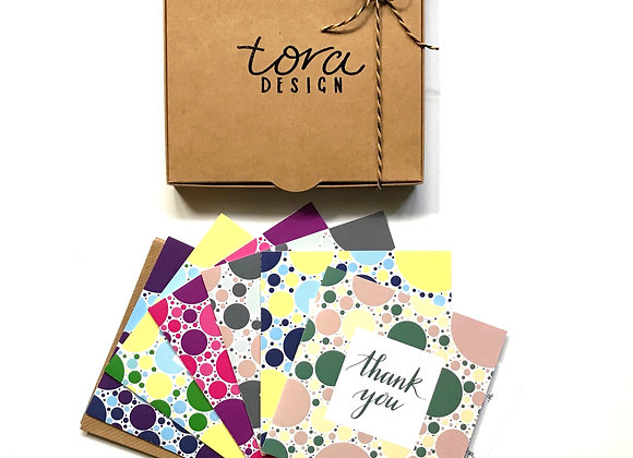 Occasion Card Box of 6- Mixed