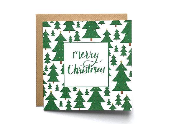 Christmas Cards -Christmas Tree