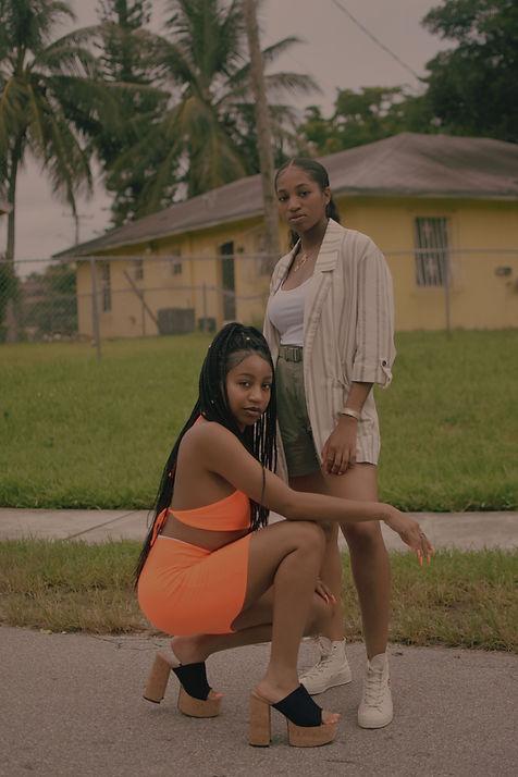 Kamai and Precious, 2019